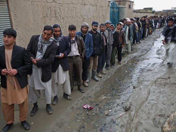 Run-off Election in Afghanistan: International vs Local Media