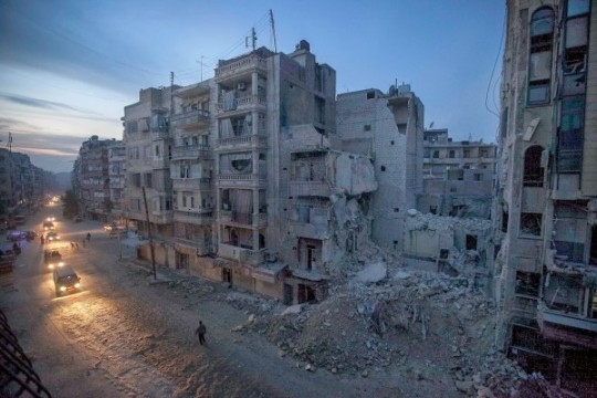 Syria, the West, and the incompatibility of military operations with humanitarian action
